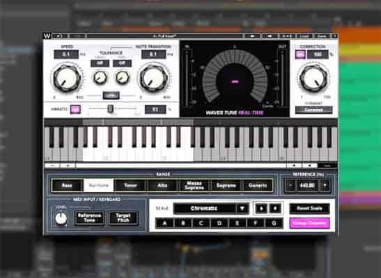 Waves Tune Real-Time Crack + Torrent (Mac&Win) Download