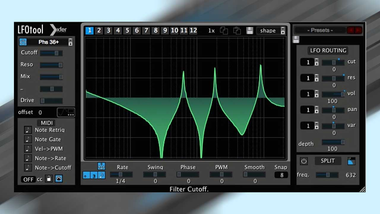 LFO Tool Crack - VST Free Download 2020 - free4crack.com